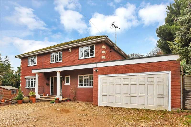 4 Bedrooms Detached House for sale in Little Casterton Road, Stamford, Lincolnshire