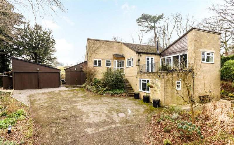 5 Bedrooms Detached House for sale in Bownham Park, Rodborough Common, Stroud, Gloucestershire
