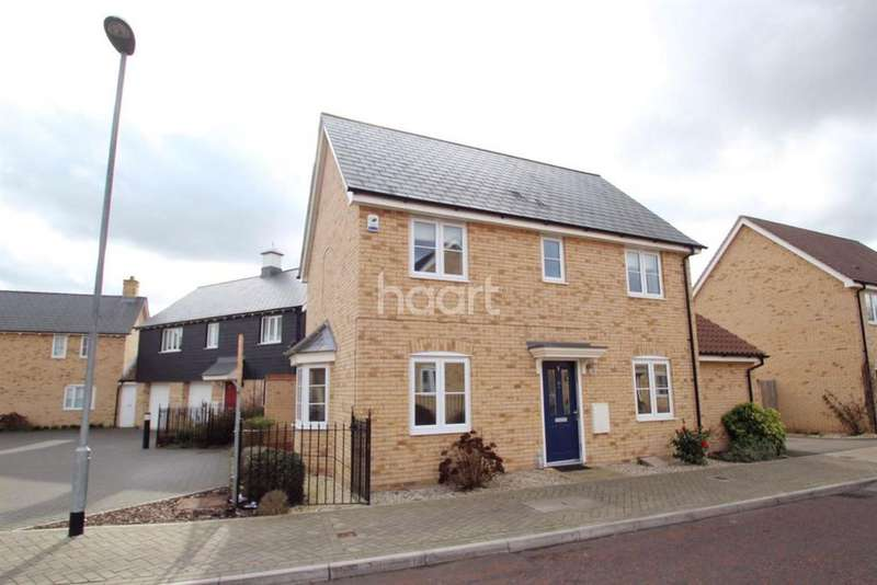 3 Bedrooms Detached House for sale in Fowler Road, Colchester, CO2