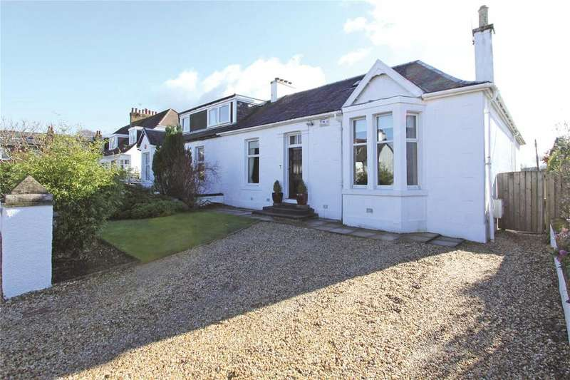 4 Bedrooms Semi Detached House for sale in Boclair Avenue, Bearsden, Glasgow