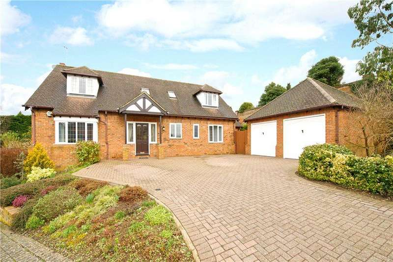 4 Bedrooms Detached Bungalow for sale in Pennycuik, Great Brickhill, Buckinghamshire