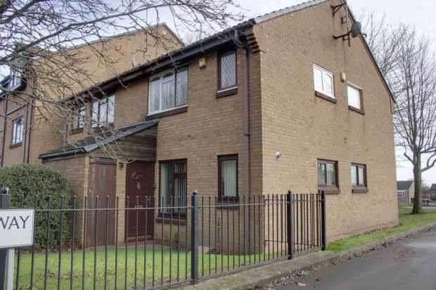 1 Bedroom Flat for sale in Park Road North, Birmingham, West Midlands, B6 5UJ
