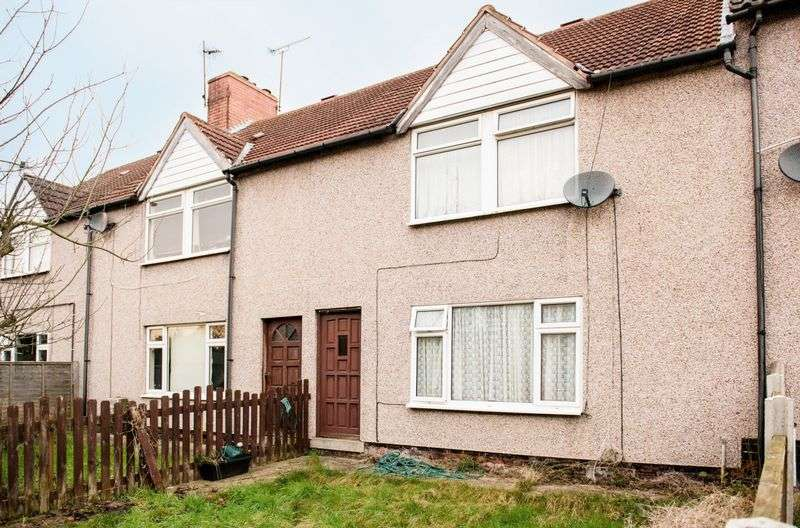 3 Bedrooms Terraced House for sale in Third Avenue, Mansfield