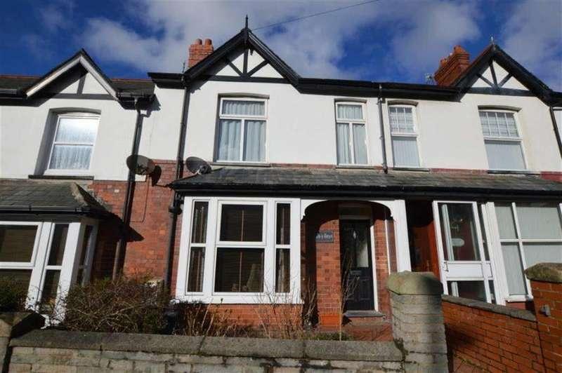 3 Bedrooms Terraced House for sale in Pen Y Bryn, 3, Penparcau Road, Aberystwyth, Aberystwyth, Ceredigion, SY23