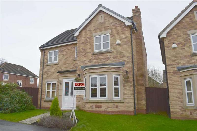 4 Bedrooms Detached House for sale in Palmer Close, Noctorum, CH43