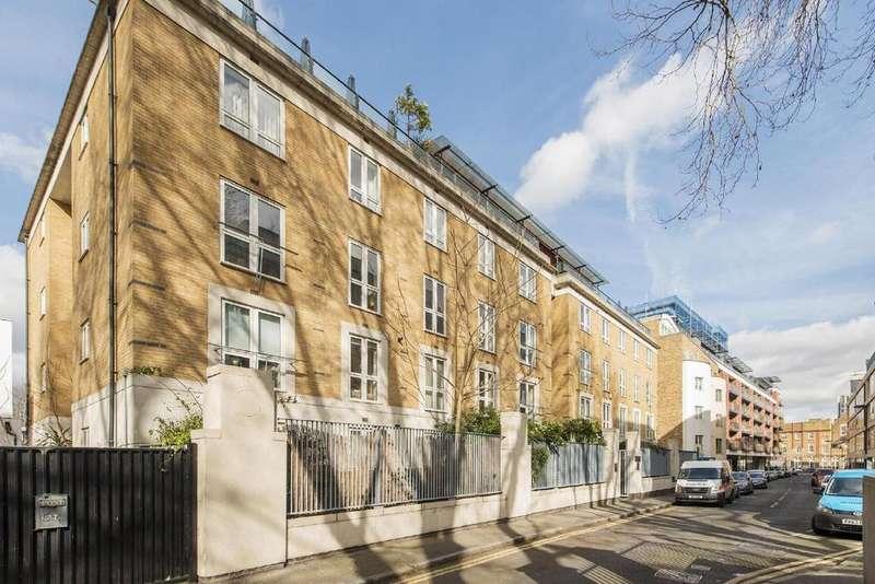 1 Bedroom Flat for sale in Seward Street, Islington, EC1V