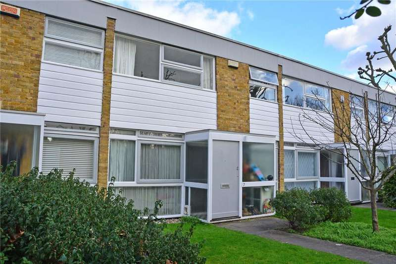 3 Bedrooms Terraced House for sale in The Plantation, Blackheath, London, SE3