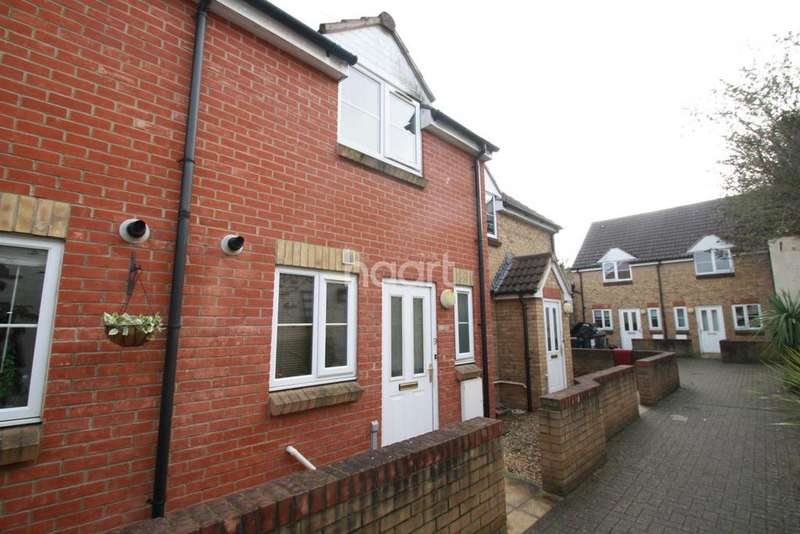 2 Bedrooms Terraced House for sale in Inkerman Court, Taunton