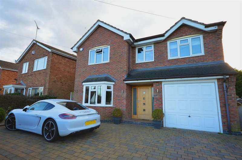 4 Bedrooms Detached House for sale in Marsh Green Road, Elworth