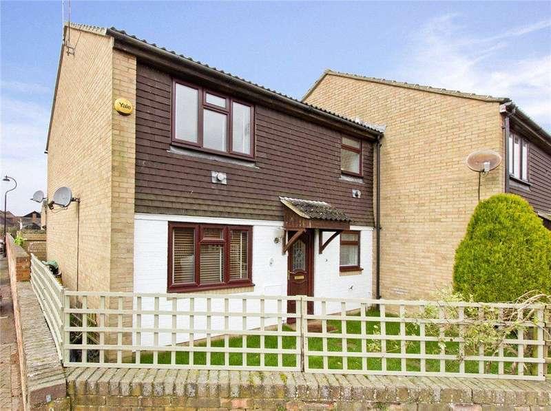 1 Bedroom End Of Terrace House for sale in Croft Court, Edenbridge, Kent