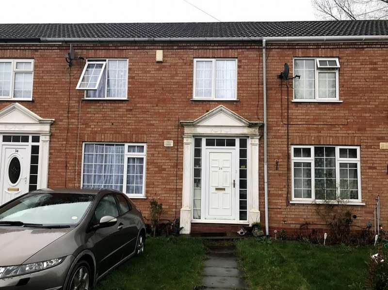 3 Bedrooms Terraced House for sale in , GIBSON DRIVE, HANDSWORTH WOOD, B20