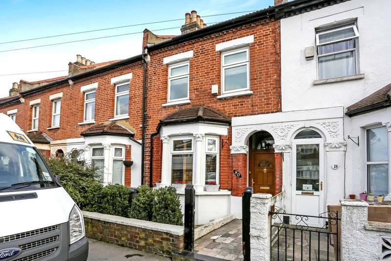 3 Bedrooms Terraced House for sale in Harrington Road, London, SE25