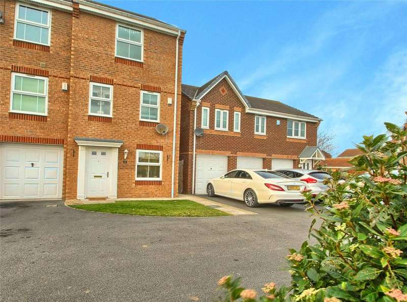 4 Bedrooms End Of Terrace House for sale in Fullerton Way, Thornaby