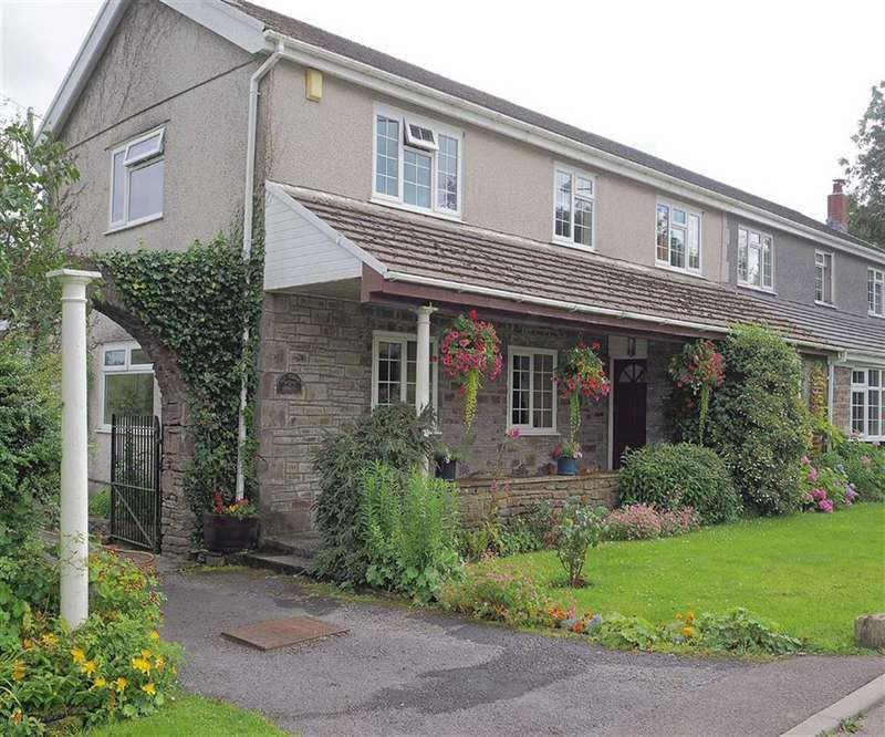 3 Bedrooms Property for sale in Horeb Road, Five Roads, Llanelli