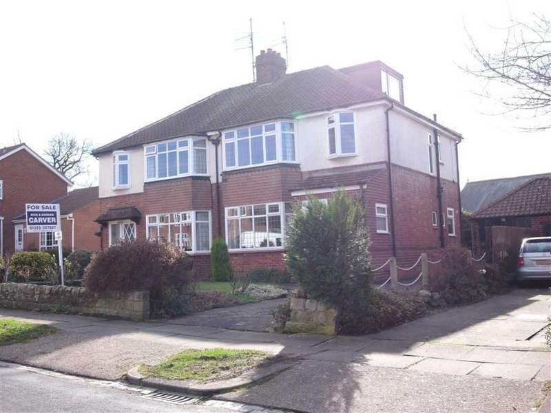 4 Bedrooms Semi Detached House for sale in Glenfield Road, Darlington