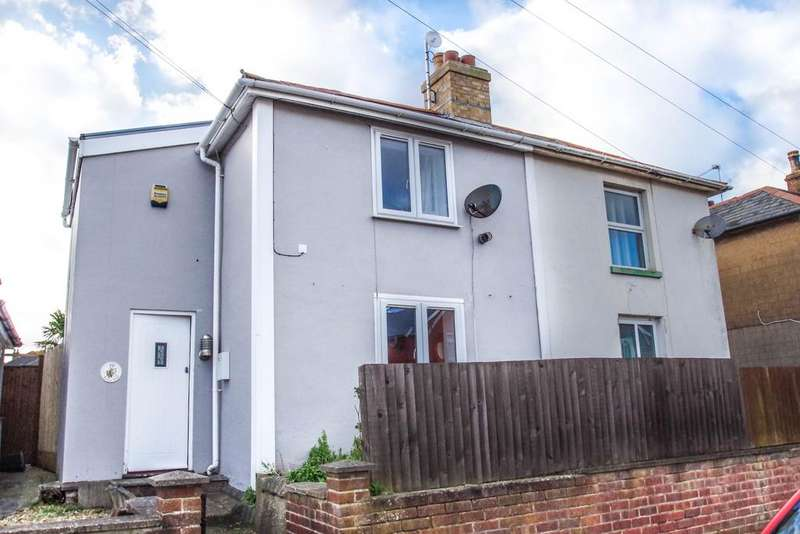 3 Bedrooms Semi Detached House for sale in Avenue Road, Sandown PO36
