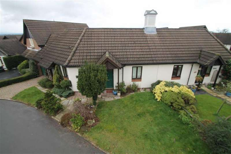 2 Bedrooms Terraced Bungalow for sale in Lower Hall Lane, Clutton