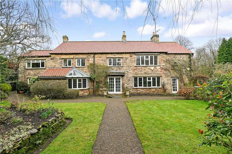 5 Bedrooms Detached House for sale in Stammergate Lane, Linton, Wetherby, West Yorkshire