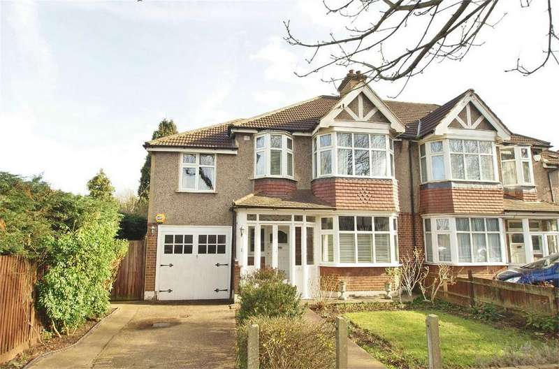 4 Bedrooms Semi Detached House for sale in Monks Orchard Road, Beckenham, Kent