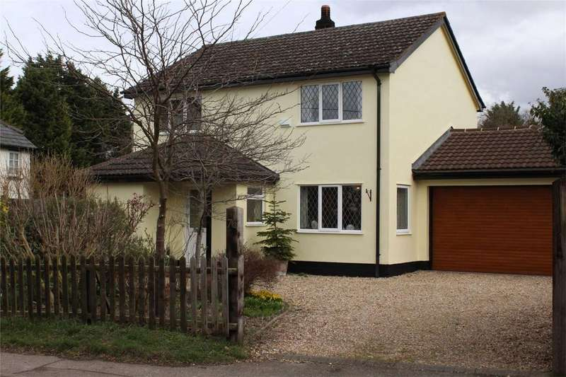 4 Bedrooms Detached House for sale in Hay Street, Steeple Morden, Royston, Cambridgeshire