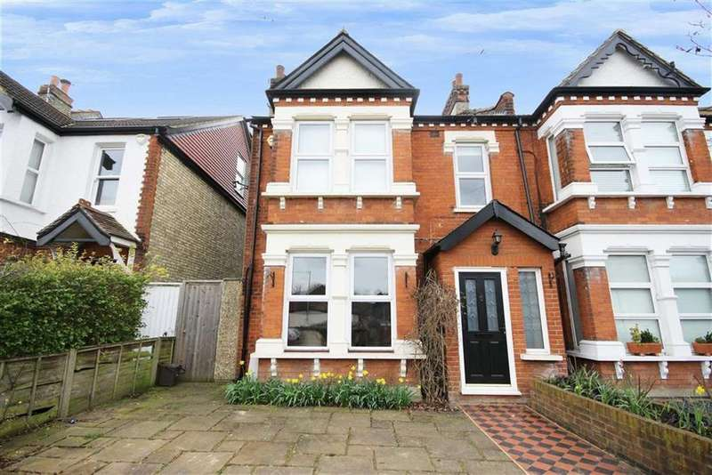 4 Bedrooms House for sale in Crescent Road, Barnet, Hertfordshire