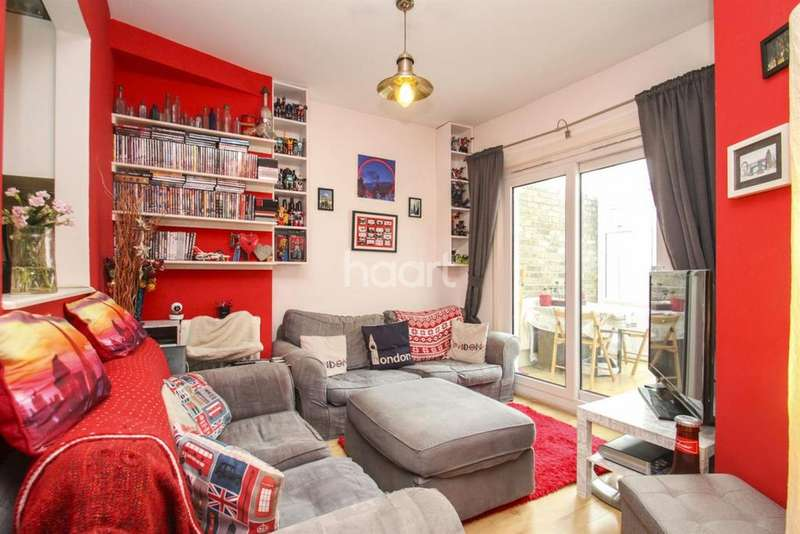 2 Bedrooms Maisonette Flat for sale in Western Road, SW19