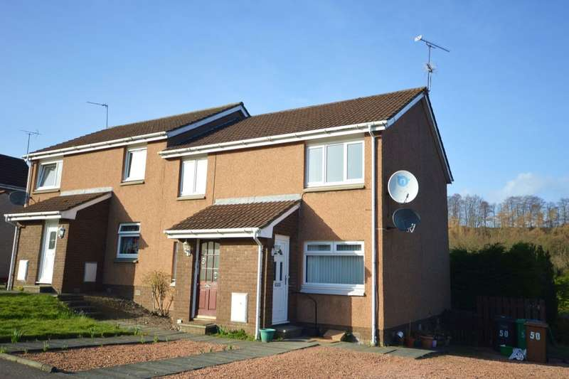 2 Bedrooms Flat for sale in Balmoral Drive, Kirkcaldy, KY2