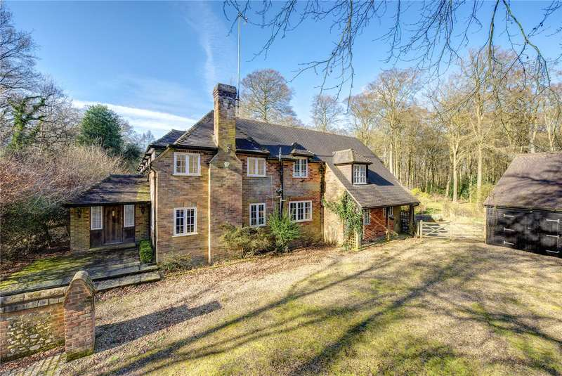6 Bedrooms Detached House for sale in Colmore Lane, Kingwood, Henley-on-Thames, RG9