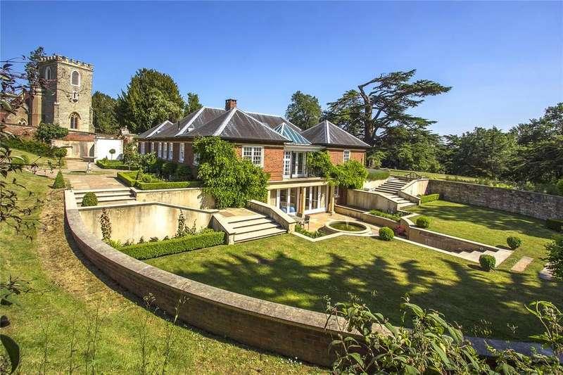 4 Bedrooms Detached House for sale in Peper Harow Park, Peper Harow, Godalming, Surrey, GU8