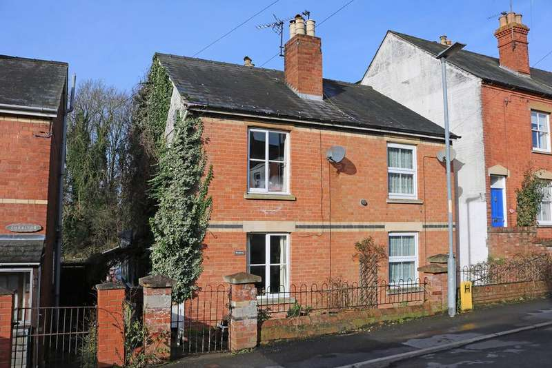 2 Bedrooms Semi Detached House for sale in Newbury Park, Ledbury, HR8