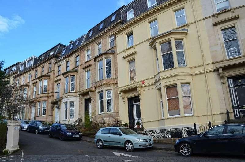 2 Bedrooms Flat for sale in Botanic Crescent, Top Floor, Botanics, Glasgow, G20 8QQ