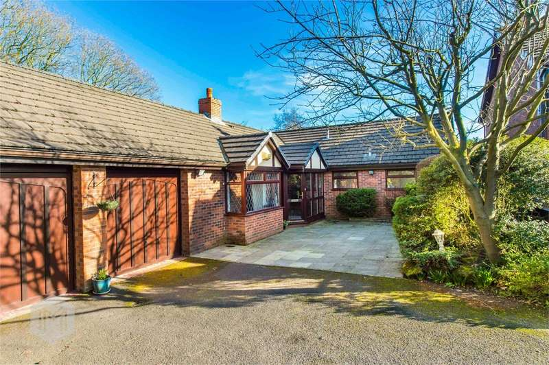 4 Bedrooms Detached Bungalow for sale in Barley Brook Meadow, Sharples, Bolton, Lancashire