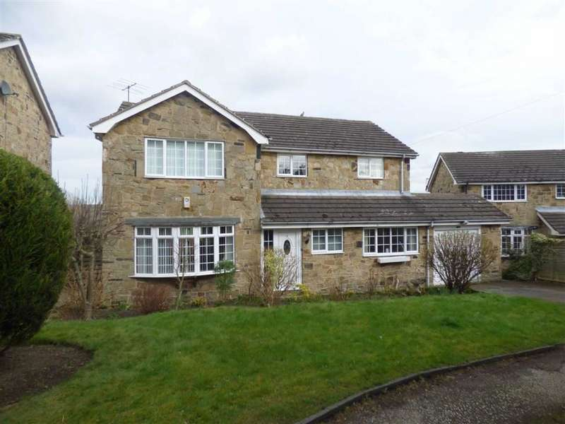 4 Bedrooms Property for sale in Meadow Court, Brighouse, HUDDERSFIELD, West Yorkshire, HD6