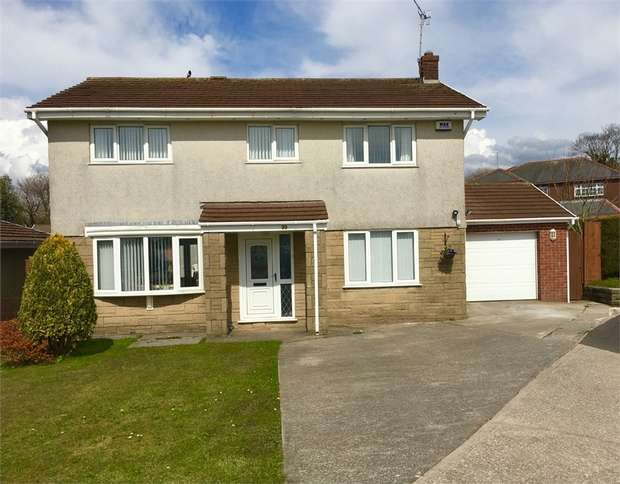 4 Bedrooms Detached House for sale in Brookfield, Neath Abbey, Neath, West Glamorgan