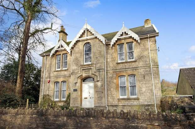 4 Bedrooms Detached House for sale in Wells Road, RADSTOCK