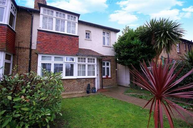 2 Bedrooms Ground Maisonette Flat for sale in Holly Bush Lane, Hampton