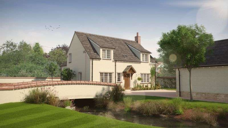 4 Bedrooms Detached House for sale in Waggoners Court, Haddenham,