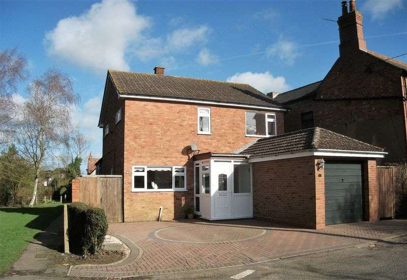 4 Bedrooms Detached House for sale in The Green, Barby, CV23 8TS