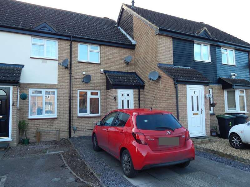 2 Bedrooms Terraced House for sale in Lamb Meadow, Arlesey SG15