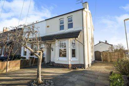 3 Bedrooms Semi Detached House for sale in Queens Road, Formby, Liverpool, Merseyside, L37