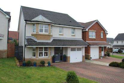 4 Bedrooms Detached House for sale in Earlswood View, Irvine, North Ayrshire