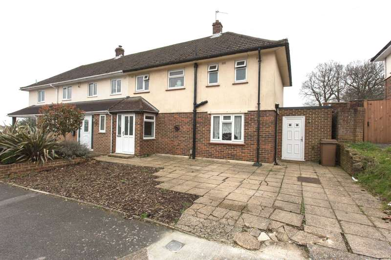 3 Bedrooms Semi Detached House for sale in Duchess Of Kent Drive, Lordswood