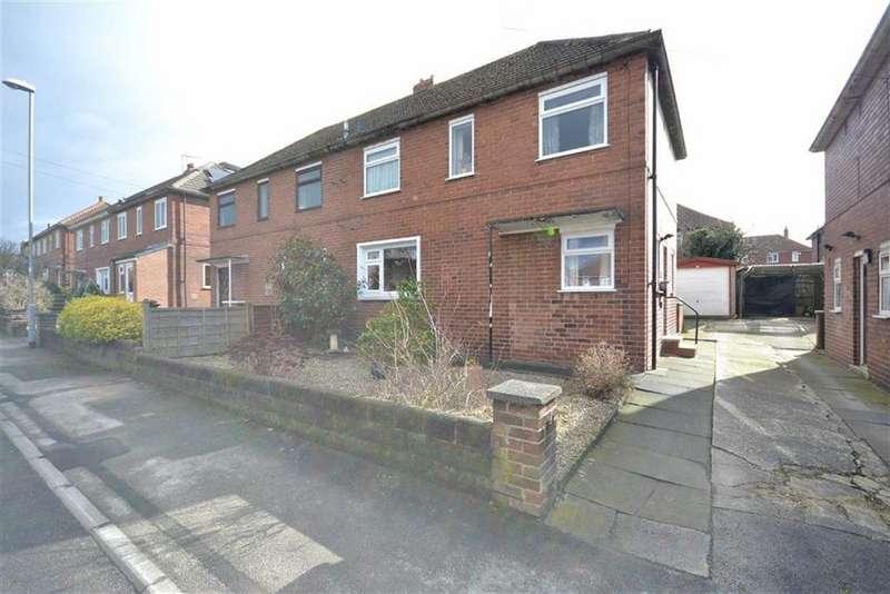 3 Bedrooms Semi Detached House for sale in Queensway, Garforth, Leeds, LS25