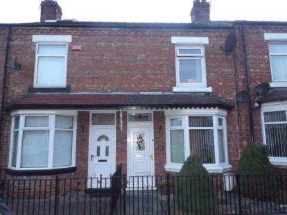 2 Bedrooms Terraced House for sale in Hamsterley Street, Darlington