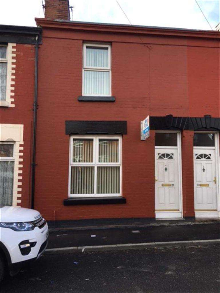 2 Bedrooms Terraced House for sale in Balfe Street, Liverpool