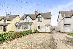 3 Bedrooms Semi Detached House for sale in Warmlake, Chartway Street, Sutton Valence, Maidstone