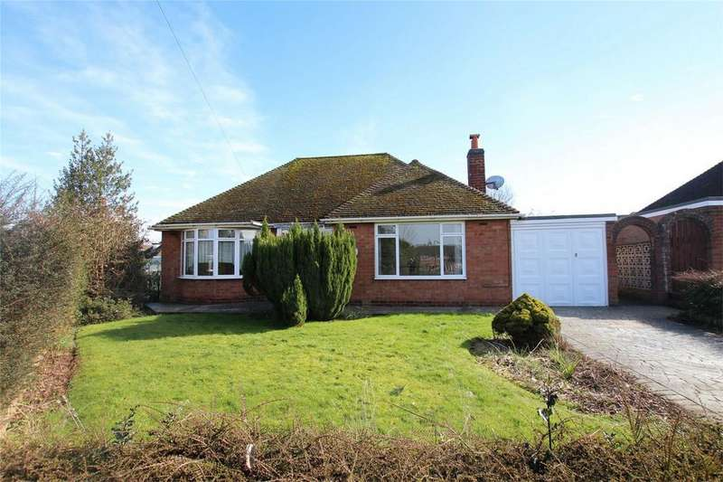 2 Bedrooms Detached Bungalow for sale in Thistley Nook, Lichfield, Staffordshire