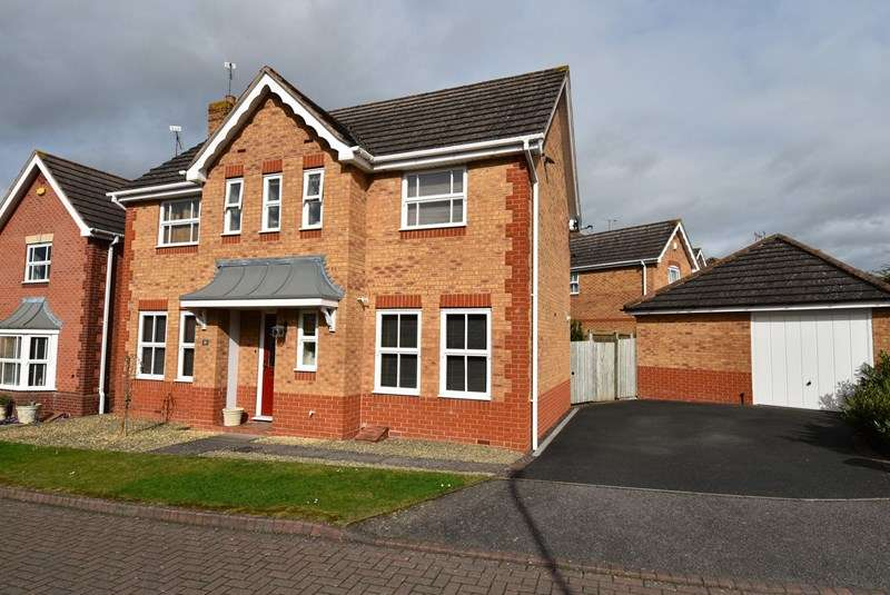 3 Bedrooms Detached House for sale in Tamar Place, Evesham