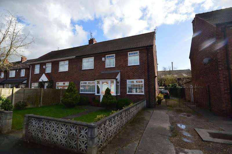 4 Bedrooms Semi Detached House for sale in Brookfield Road, Cheadle