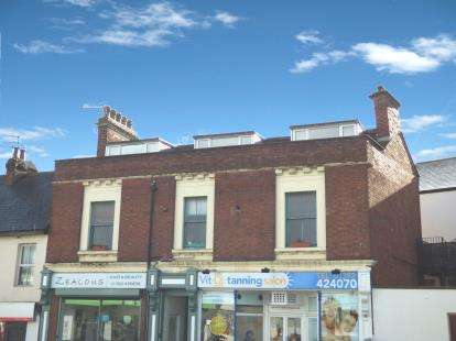1 Bedroom Flat for sale in Heavitree, Exeter, Devon